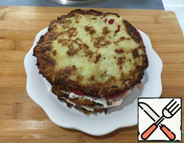 Squash Cake Recipe