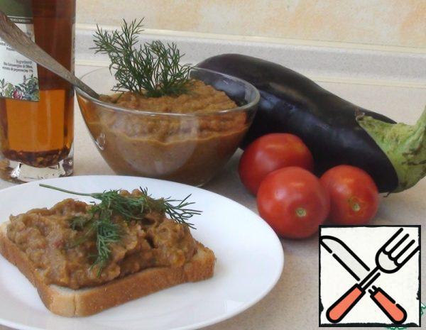 Eggplant Caviar Recipe