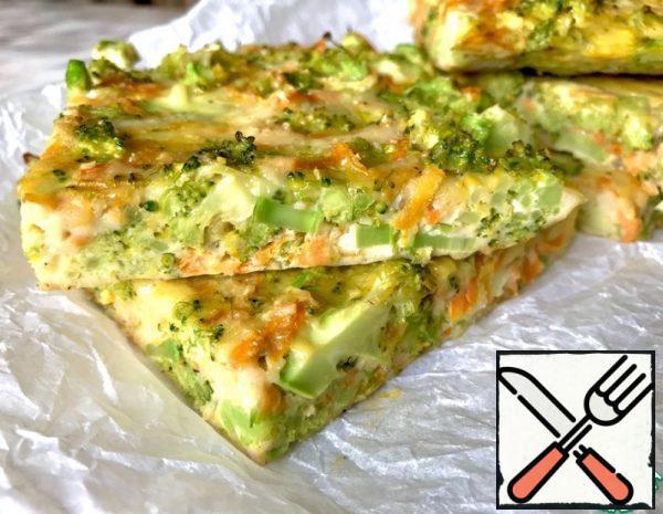 Egg Casserole with Broccoli Recipe