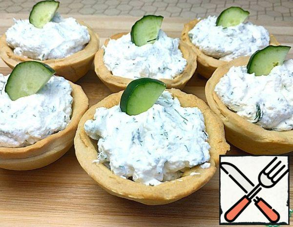 Tartlets with Ricotta Recipe