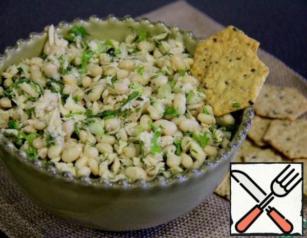 White Bean and Tuna Salad Recipe