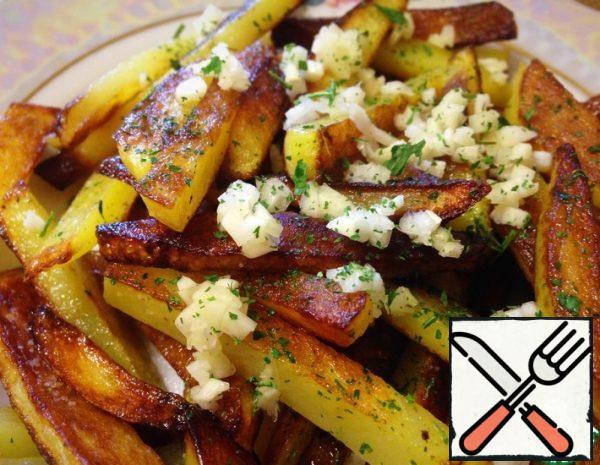 Fried Potato Recipe