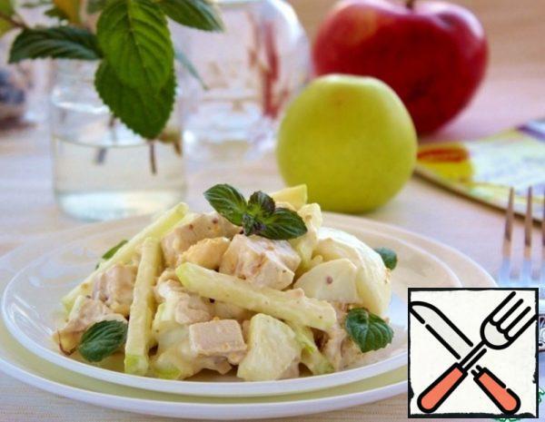Chicken Breast Salad Recipe