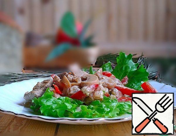 Pork Gravy Recipe