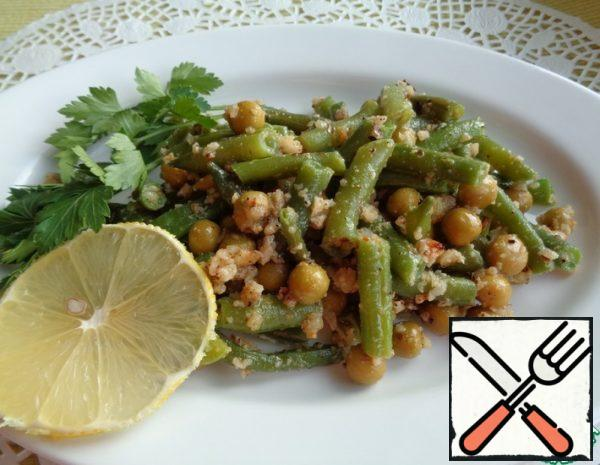 String Beans with Hazelnuts Recipe