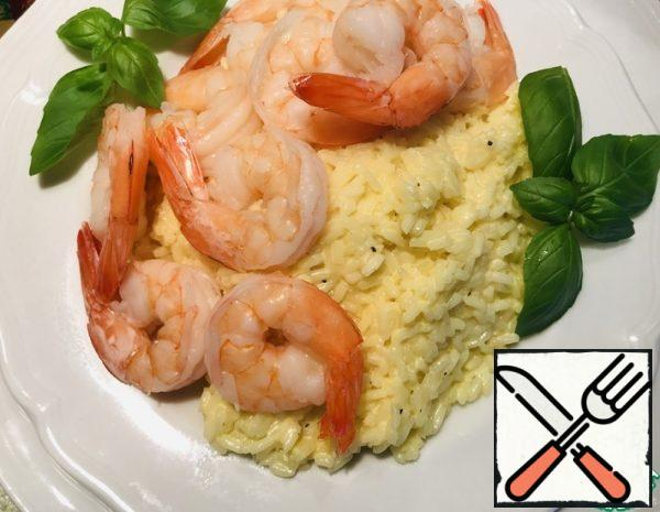 Creamy Risotto with Shrimp Recipe
