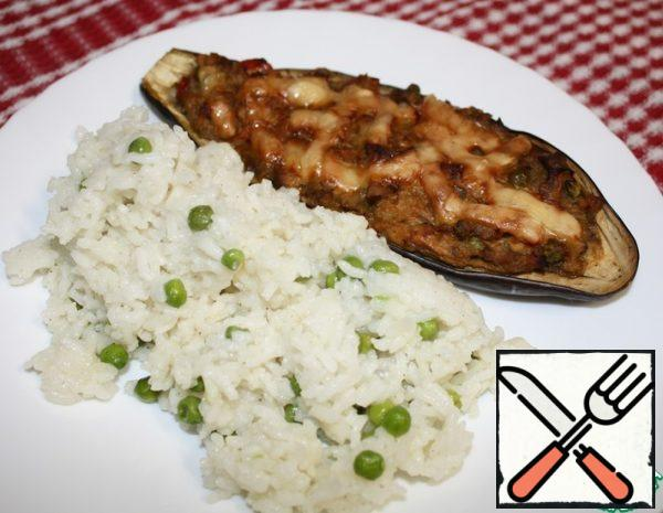 Eggplant with Vegetables and Tuna Recipe