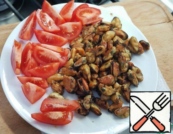 Fried Mussels Recipe