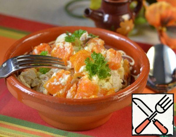 Pumpkin Casserole Recipe