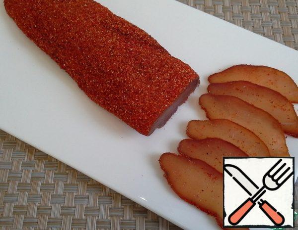 Dried Chicken Fillet Recipe