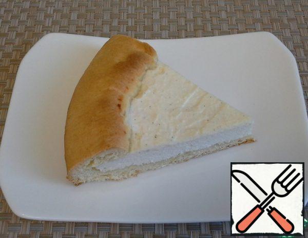 Cottage Cheese Pie Recipe