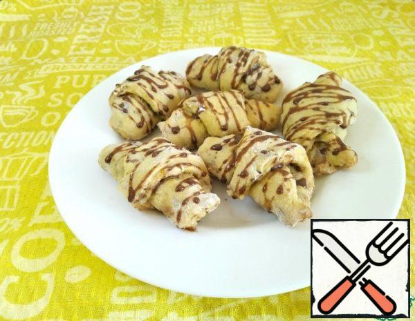 Cookies with Nuts Recipe