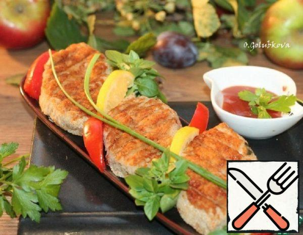Chops Drumsticks and the Turkey on the Grill Recipe