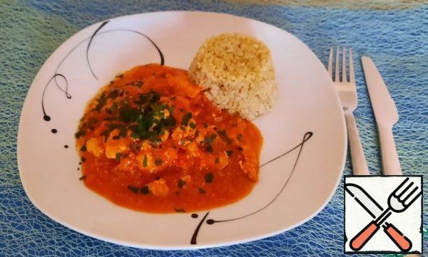 Serve with rice, bulgur or couscous.