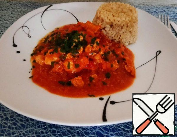 """Quick Chicken Fillet """"For Lovers"""" Recipe"""