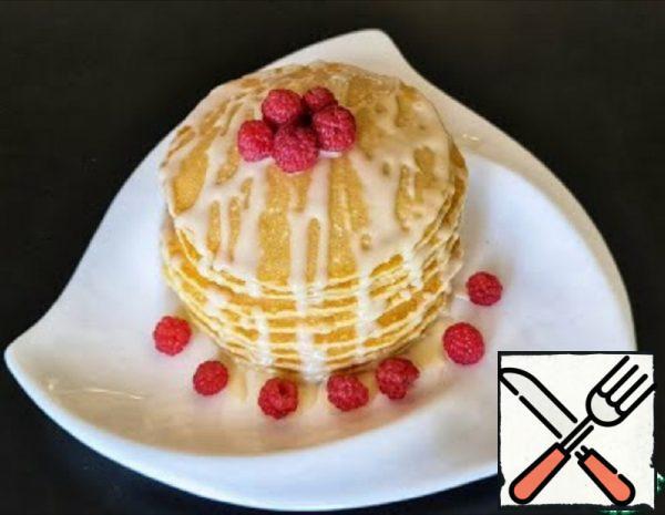 Air Pancakes Recipe