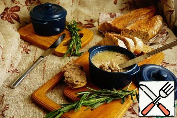 Duck Rillettes Recipe