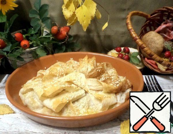 Turkey in Pita Bread Recipe