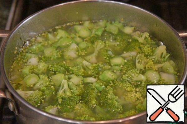 Add the broccoli and cook for another 5 minutes.