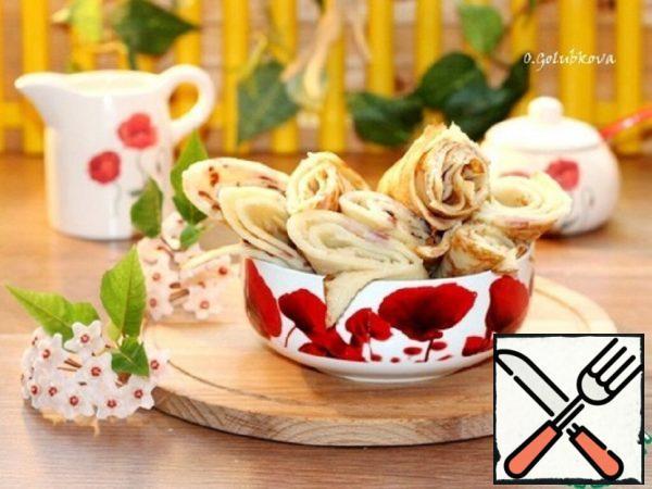 Delicious Pancakes with Smoked Taste Recipe