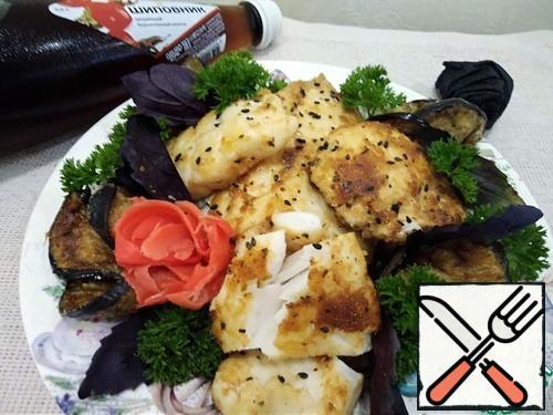 The Fish in the Marinade Recipe