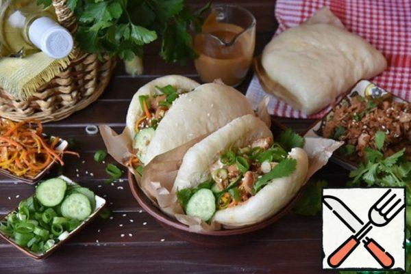 Gua Bao-Asian Version of the Burger Recipe