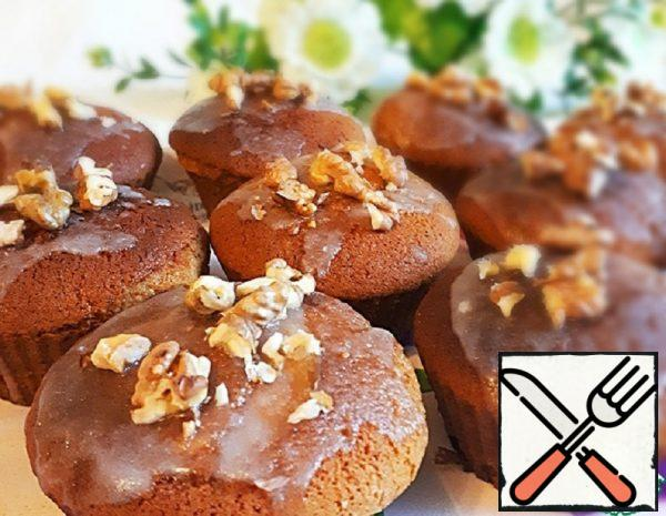 "Cupcakes ""Caramel"" Recipe"