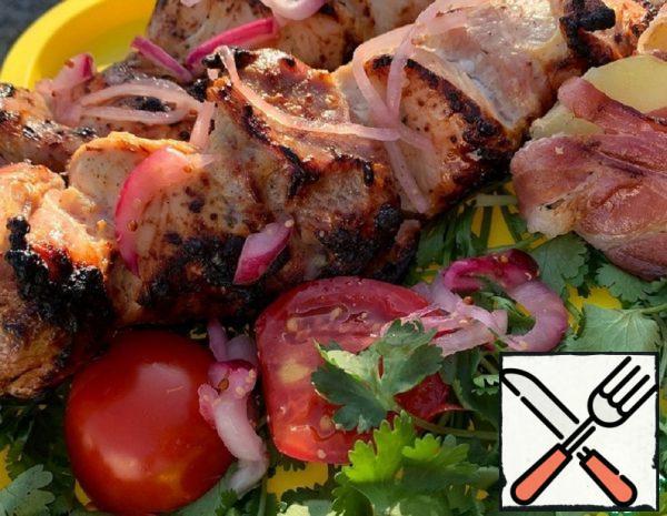 Turkey Skewers Recipe