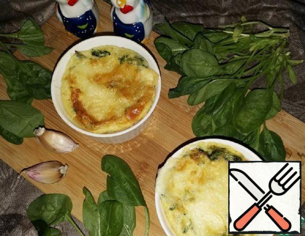 Egg Mini Casserole Recipe
