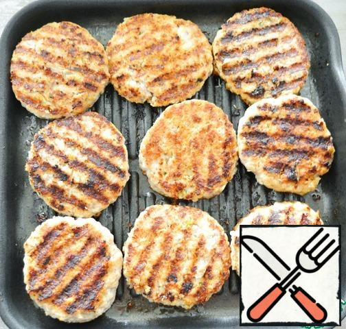 Grill for 5-7 minutes on each side.