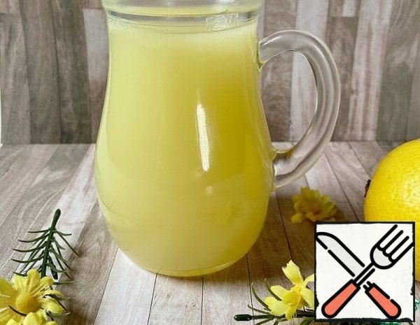 Lemon Cream Syrup Recipe