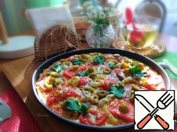 """Almost Pizza """"Autumn"""" Recipe"""