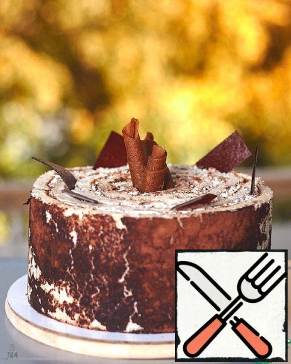 Vertical Apple Cake Recipe