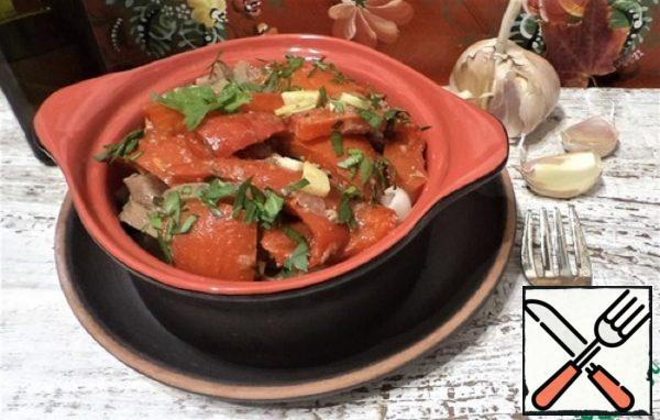 """Chicken Liver """"In the Kingdom of Vegetables"""" Recipe"""