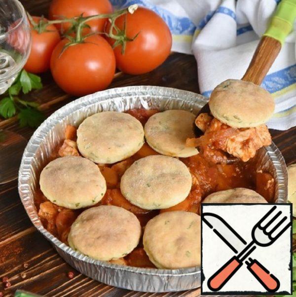 Turkey Cobbler Recipe