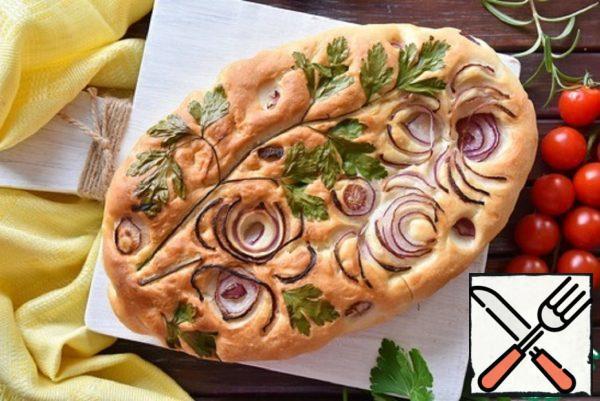 Focaccia-Art Recipe