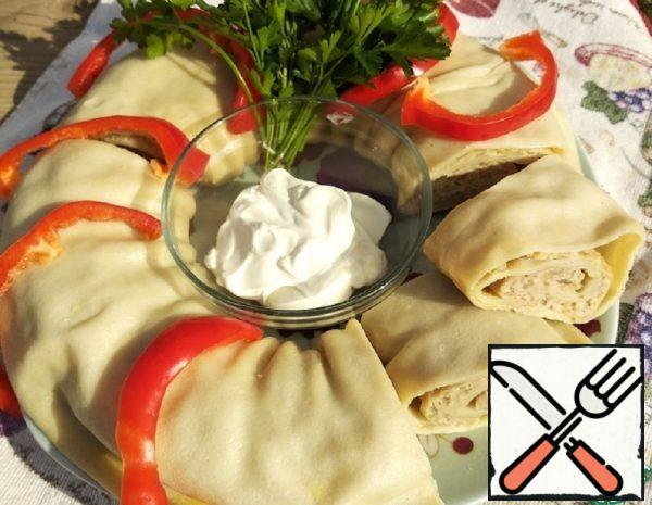 Steam Roll with Turkey Recipe