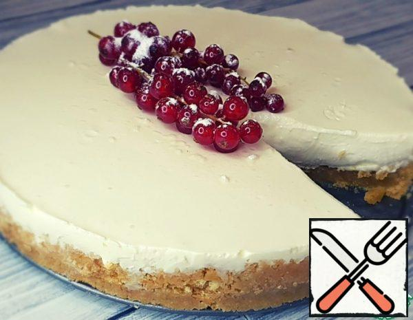 Cheesecake without Baking Recipe