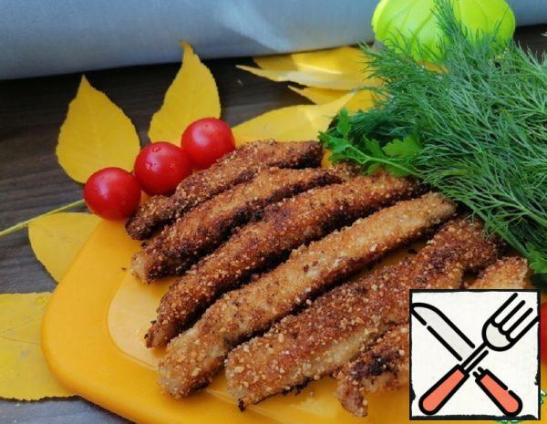 Ruddy Sticks from Turkey Recipe