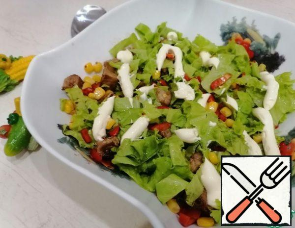 "Salad ""For a Picnic"" Recipe"