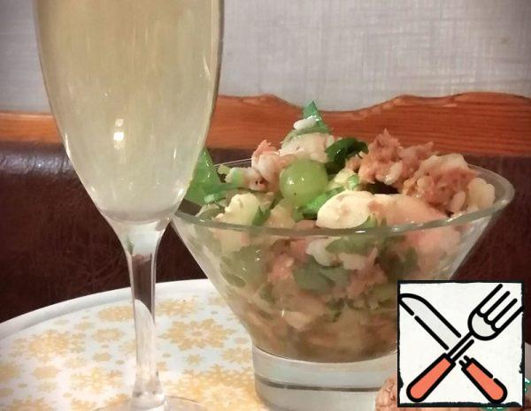 Salad with Tuna Recipe