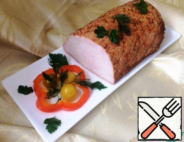 Pork in Orange Juice Recipe