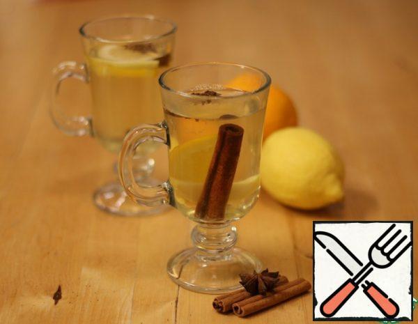 White Wine Mulled Wine Recipe