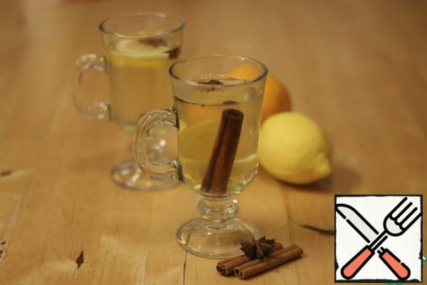 Mulled wine can be prepared in advance, completely cool and reheat before serving.