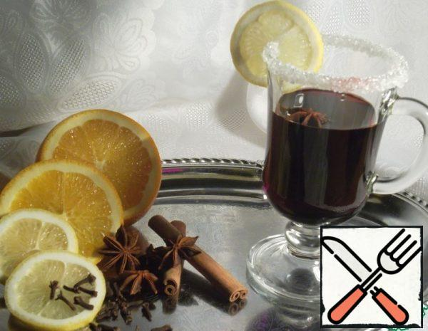 """Mulled Wine """"is Almost a classic"""" Recipe"""
