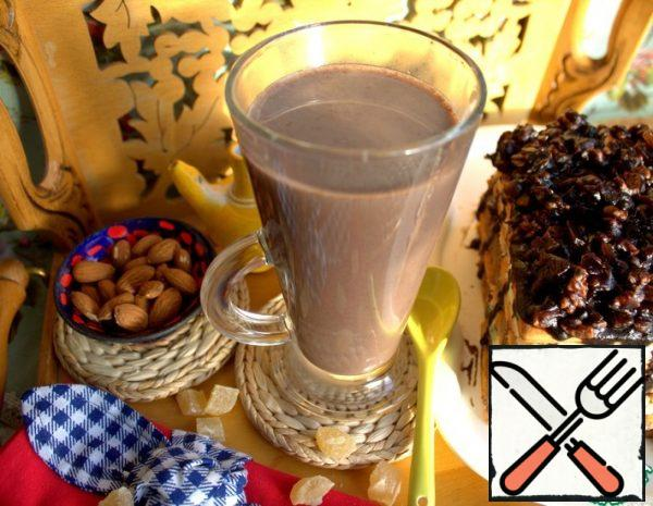 Cocoa with Mint Flavor Recipe