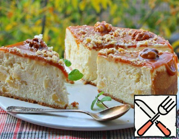 Sweet and Salty Cheesecake Recipe