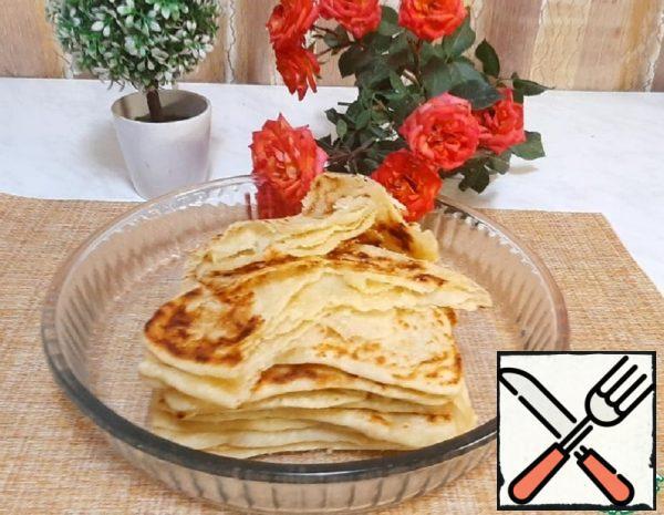 Moroccan Tortillas Recipe