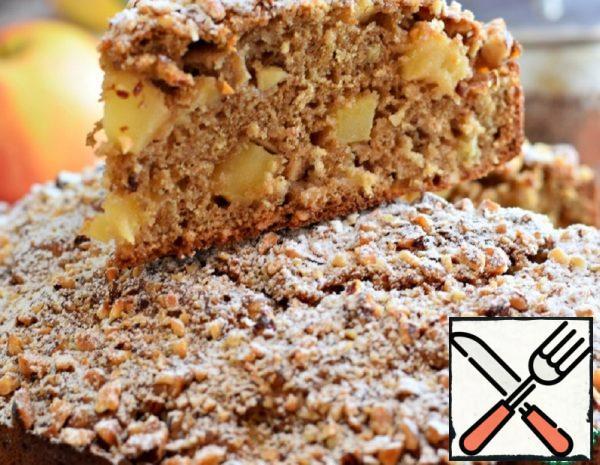 Apple Pie with Rye Flour Recipe