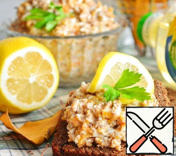 Canned Fish Pate Recipe